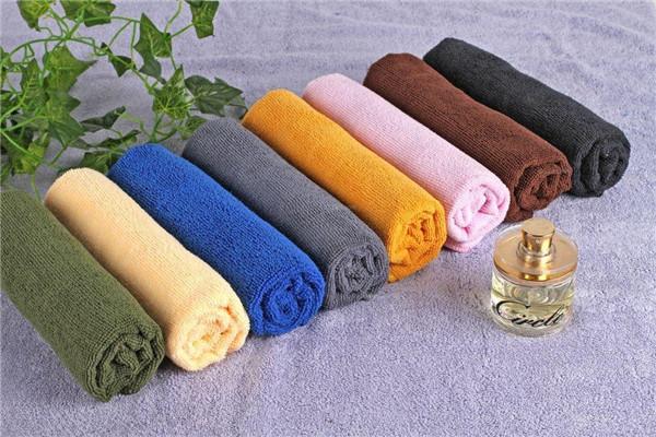 CNI人參金咖啡 吉安達毛巾展示