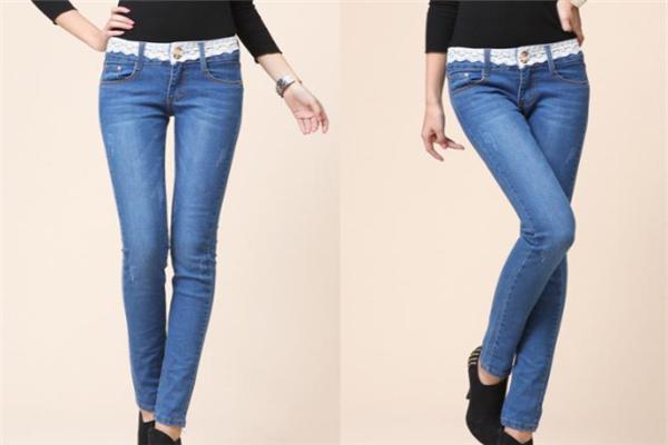 两广牛仔裤子