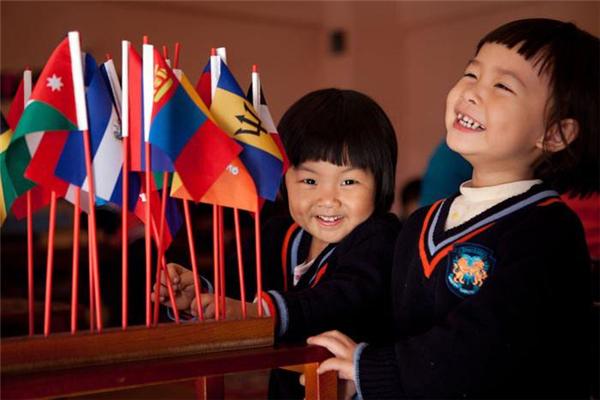 爱朗国际幼儿园氛围
