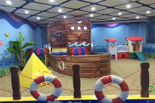 追風奇幻島兒童樂園海盜船系列
