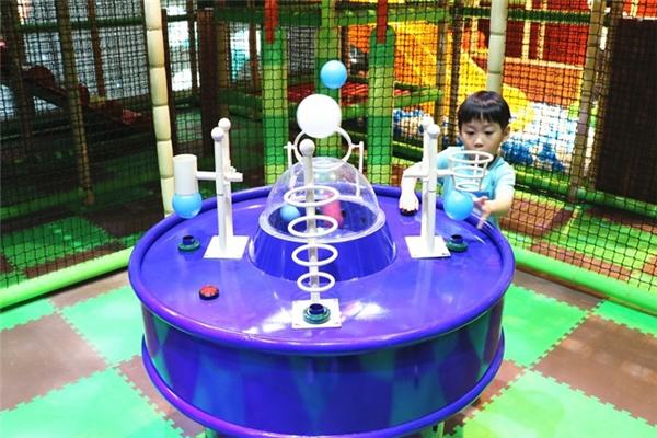 追風奇幻島兒童樂園游戲室