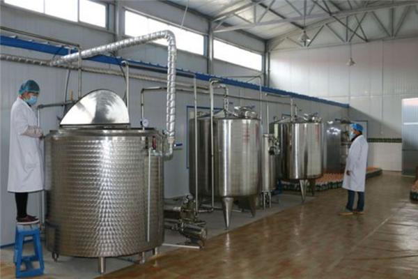 全自动快速高产酿醋设备环境好