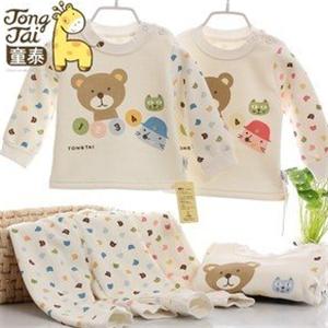 童泰孕婴店纯棉套装
