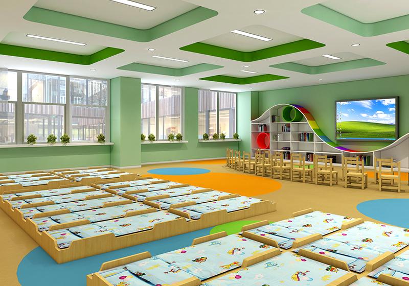 二轻幼儿园美术