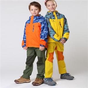 青少年童装品味