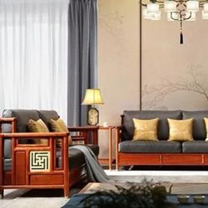 志成红木家具漂亮