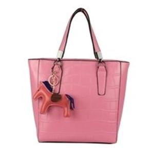包魅包袋粉色