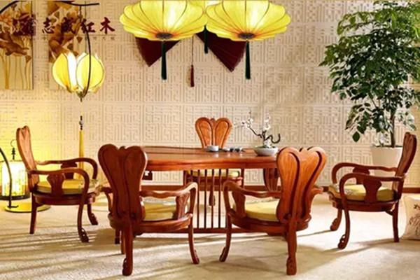 志成紅木家具品質好
