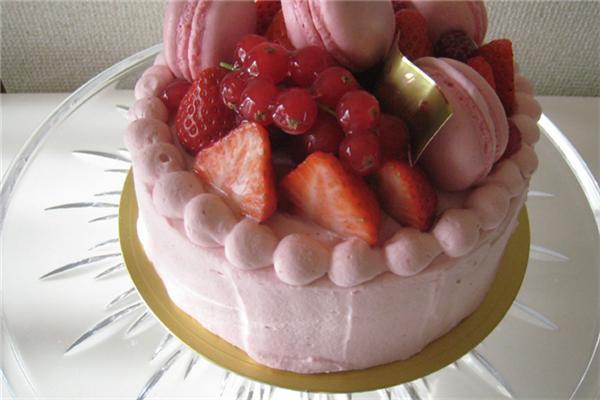 芋头妈妈甜品草莓