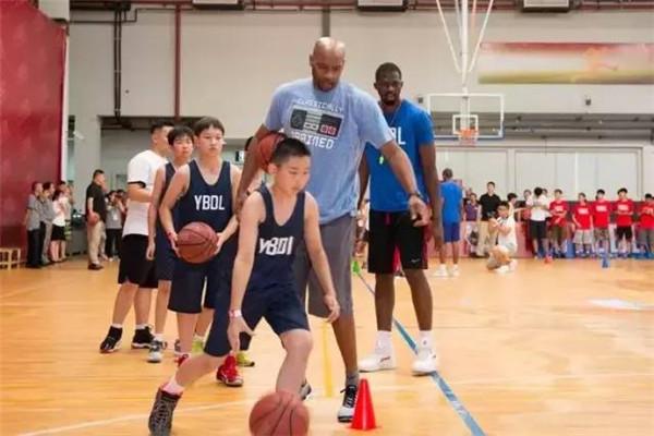 YBDL籃球培練習
