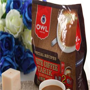 OWL猫头鹰咖啡包装