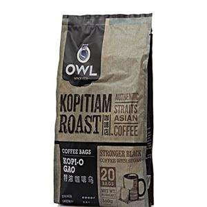 OWL猫头鹰咖啡设计