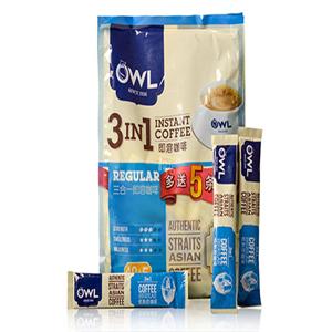 OWL猫头鹰咖啡展示