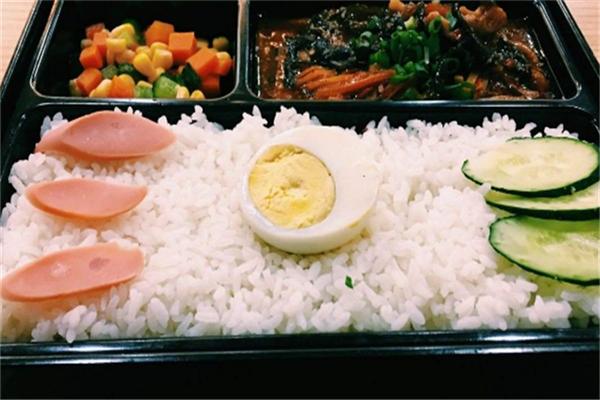 愉筷中式快餐店套餐