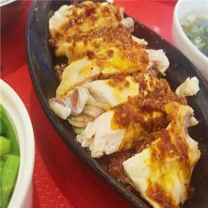 愉筷中式快餐店可口