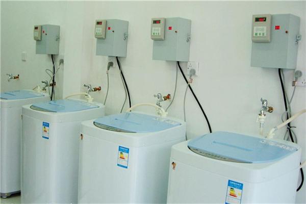 克林自助洗衣机设备