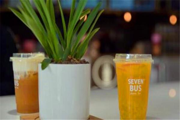 SEVENBUS七号线茶饮品牌