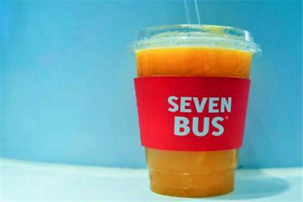 SEVENBUS七号线茶饮经典