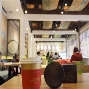 故宫角楼咖啡店展示