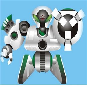 叮当教育机器人宣传