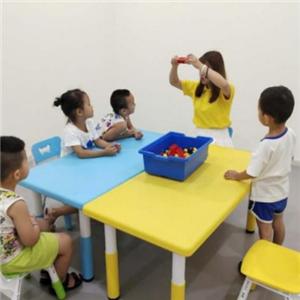 1号全脑机器人教育桌子