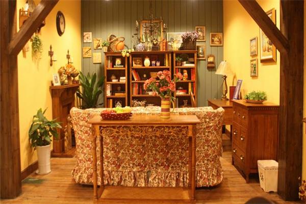 阳光林森家具流行