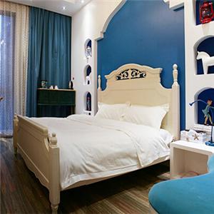 三亚柚子主题酒店床位