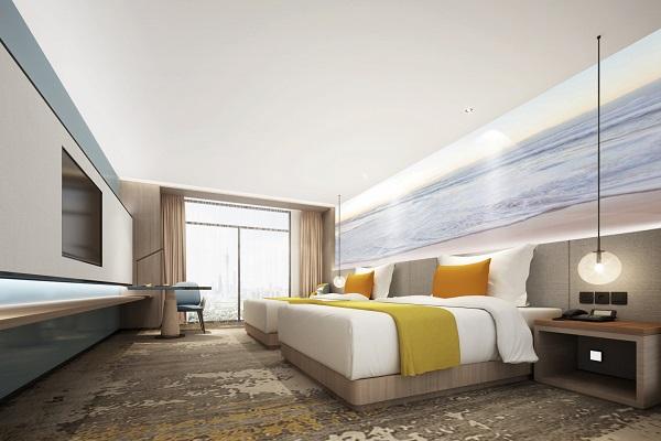 澳斯特精选酒店卧室