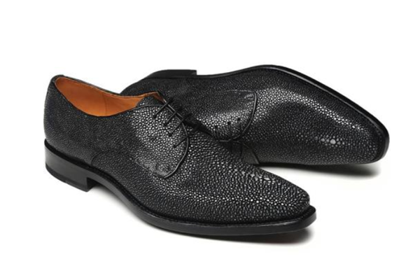 ck皮鞋工藝