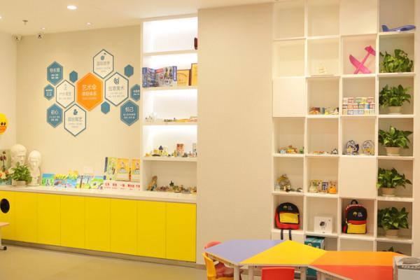 藝術傘國際兒童藝術中心裝飾
