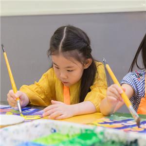 藝術傘國際兒童藝術中心制作