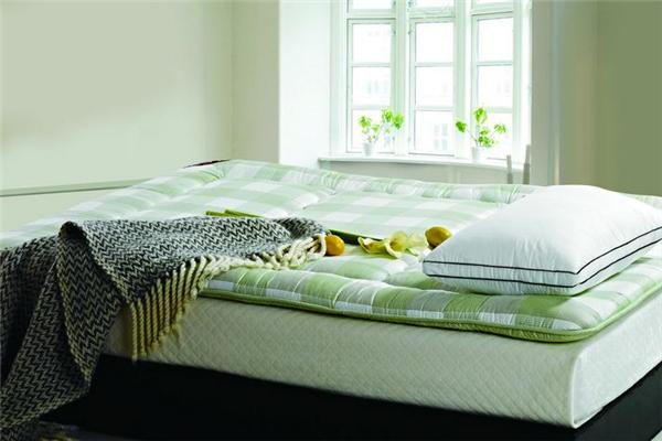 福满园床垫展示