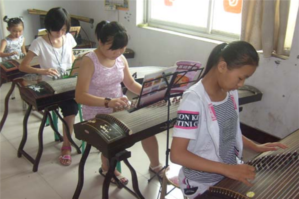 丽音艺校练习