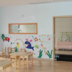 米奇高幼儿园教室