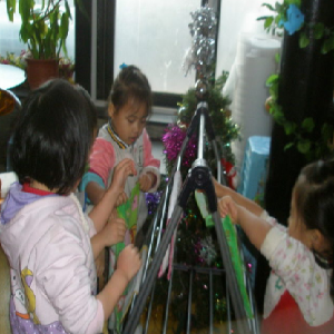 米奇高幼儿园游戏
