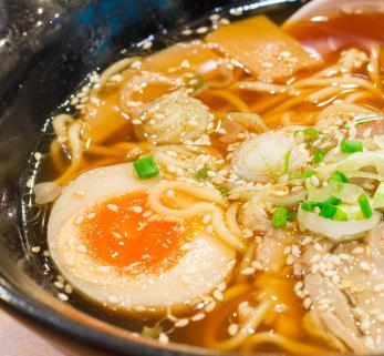 神田川日式拉面店营养
