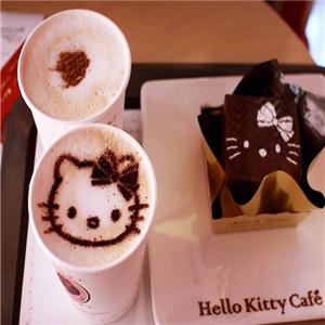 HelloKittyCafe咖啡