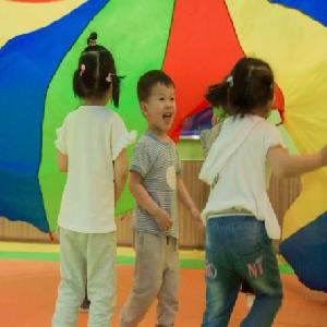 维贝尼国际儿童教育中心儿童