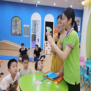 维贝尼国际儿童教育中心教学