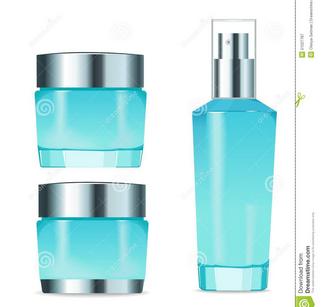 蓝天化妆品水乳