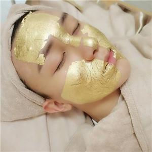 温蔓皮肤管理中心黄金面膜