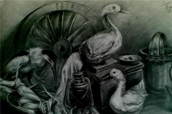 藝晨美術素描