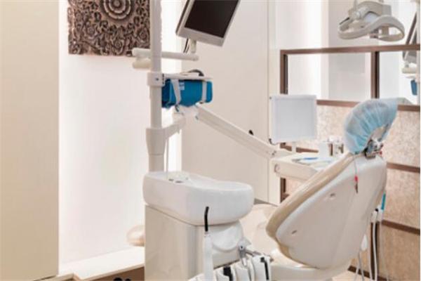安樂牙科緩解機招牌