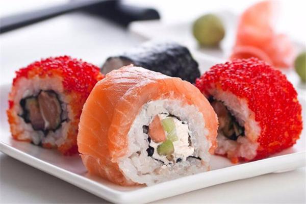 松屋料理寿司