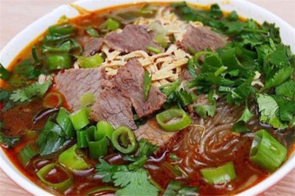 28号牛肉汤美味