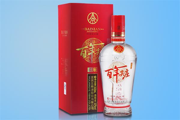 百年尖庄酒酒水