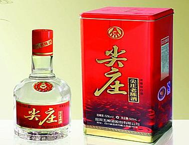百年尖庄酒保健