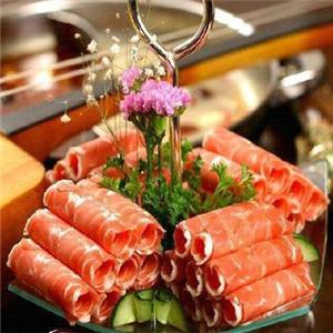 金源海鮮自助餐肉卷