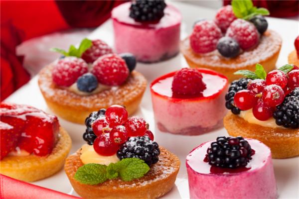 澳美琪甜品水果