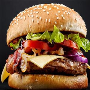 百多堡快餐生菜